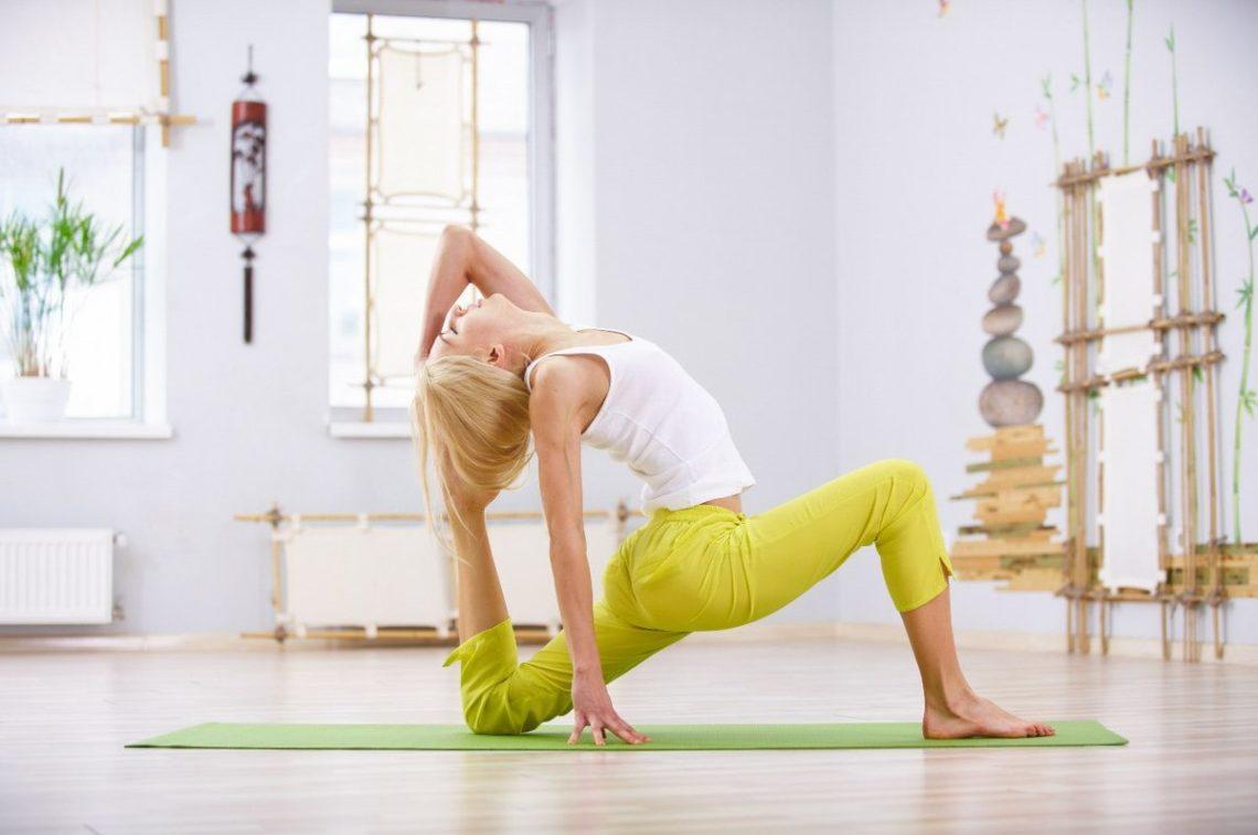 В чем польза йоги