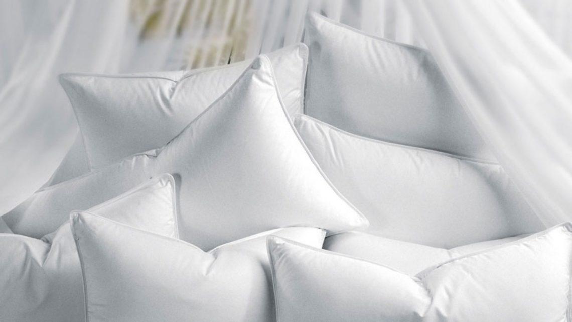 Какие подушки самые удобные и полезные для сна