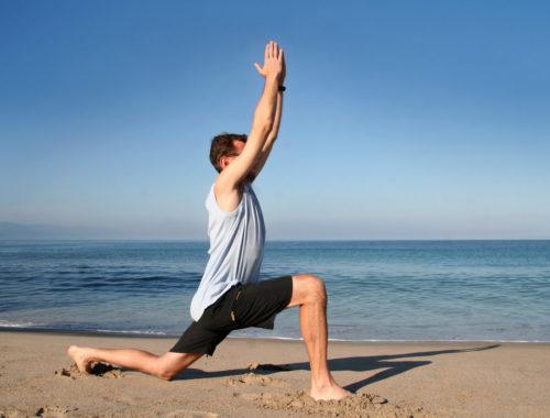 В чем польза йоги для мужчин