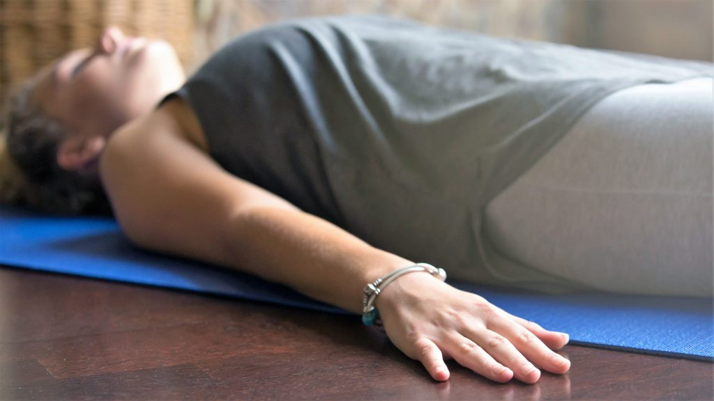 Медитация для хорошего сна