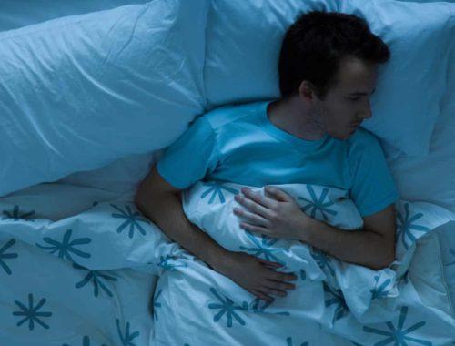 Как уснуть быстро ночью если не спится