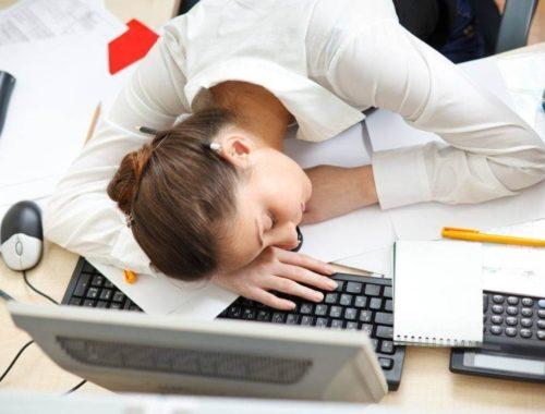 Как не уснуть после