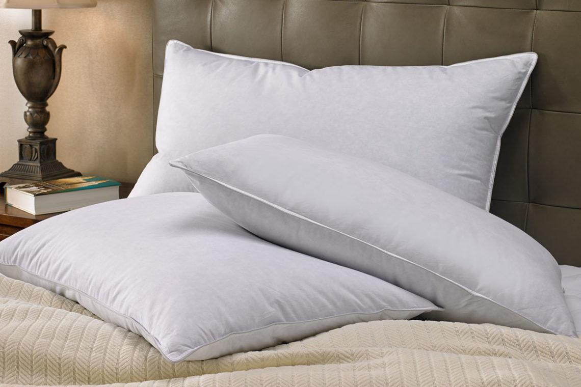 Какие подушки для сна лучше