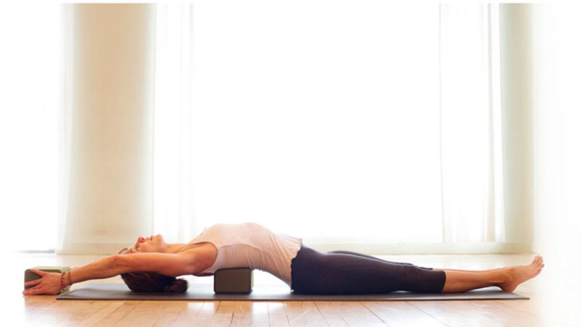Как действует йога перед сном