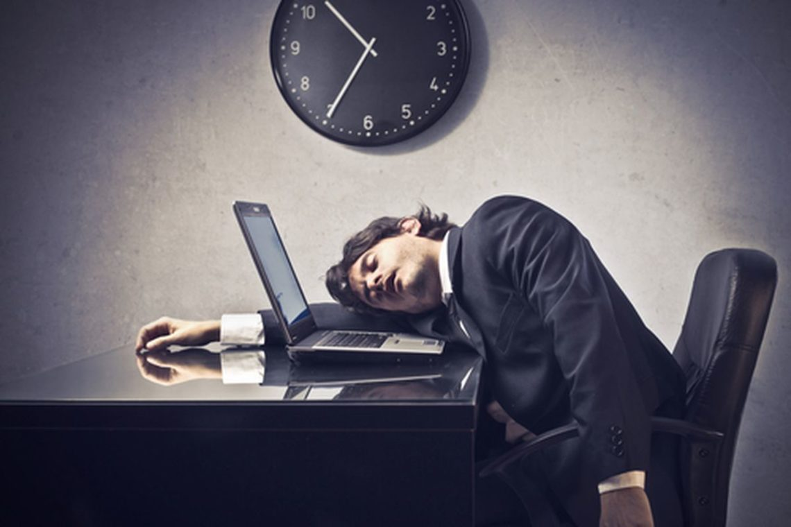Как не уснуть ночью на работе