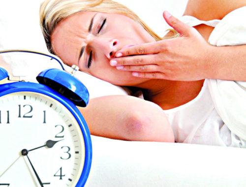 Время самого крепкого сна