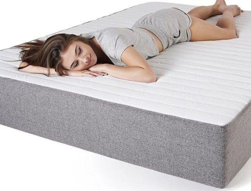 На каком матрасе лучше спать