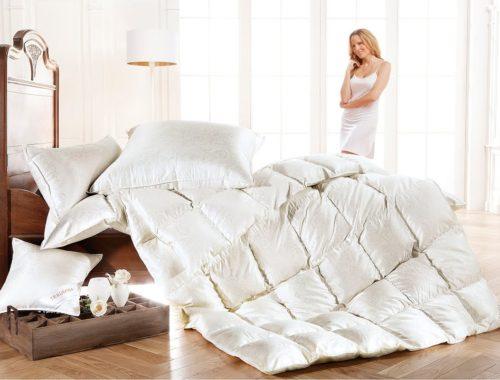 Какое одеяло выбрать для сна наполнитель