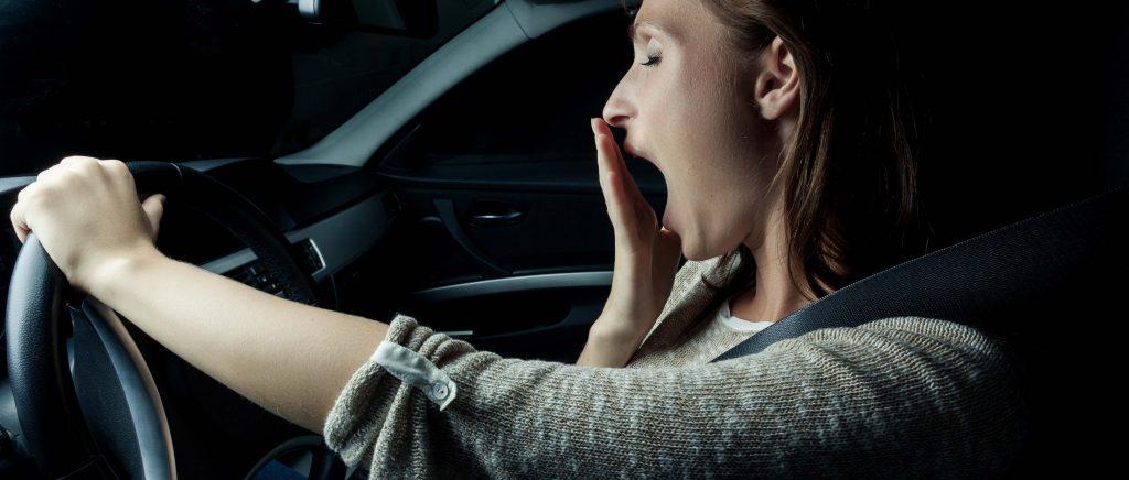 Советы как не уснуть за рулем