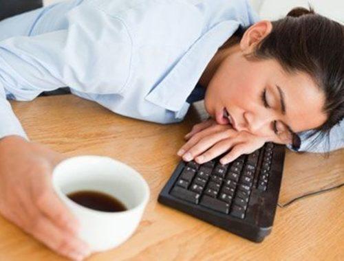 Как не уснуть днем