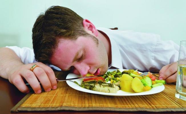 Сон после еды польза или вред