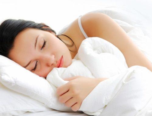 Как питание влияет на сон