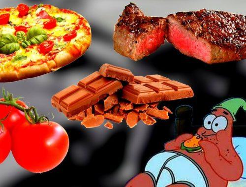 Продукты которые нельзя есть перед сном