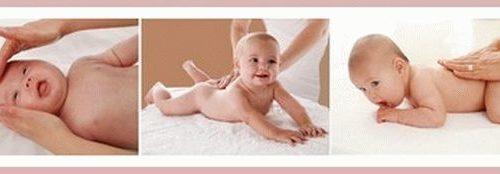 Нужен ли массаж ребенку перед сном