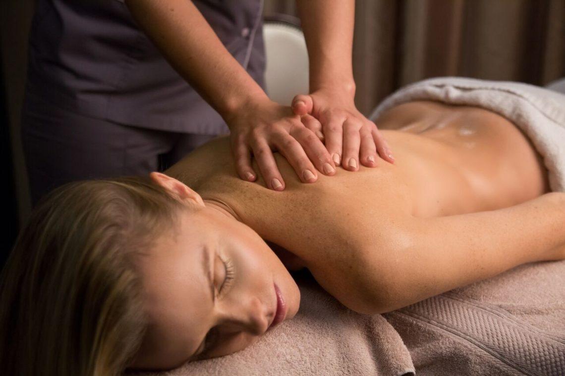 Можно ли делать массаж перед сном