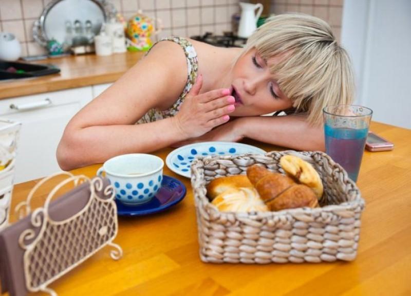 После алкоголя хочется спать