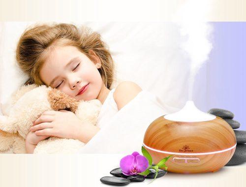 Аромамасла для сна детям