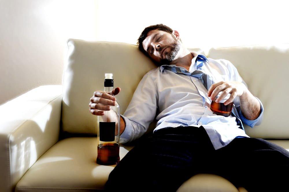Почему от алкоголя хочется спать