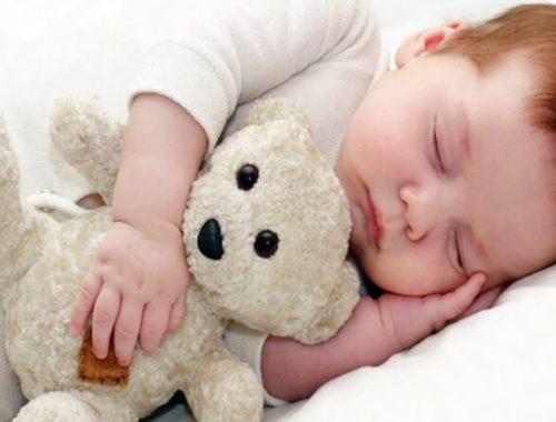 Как наладить режим сна у ребенка