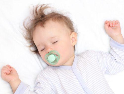 Как наладить режим сна у грудничка