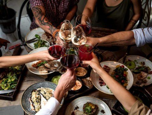 еда и напитки влияют на сон