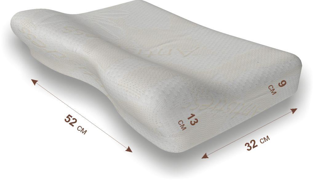 ортопедическая подушка с выемкой